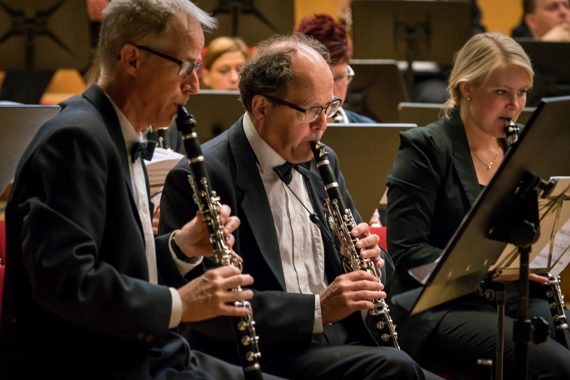 Concert met Concertband Maasmechelen