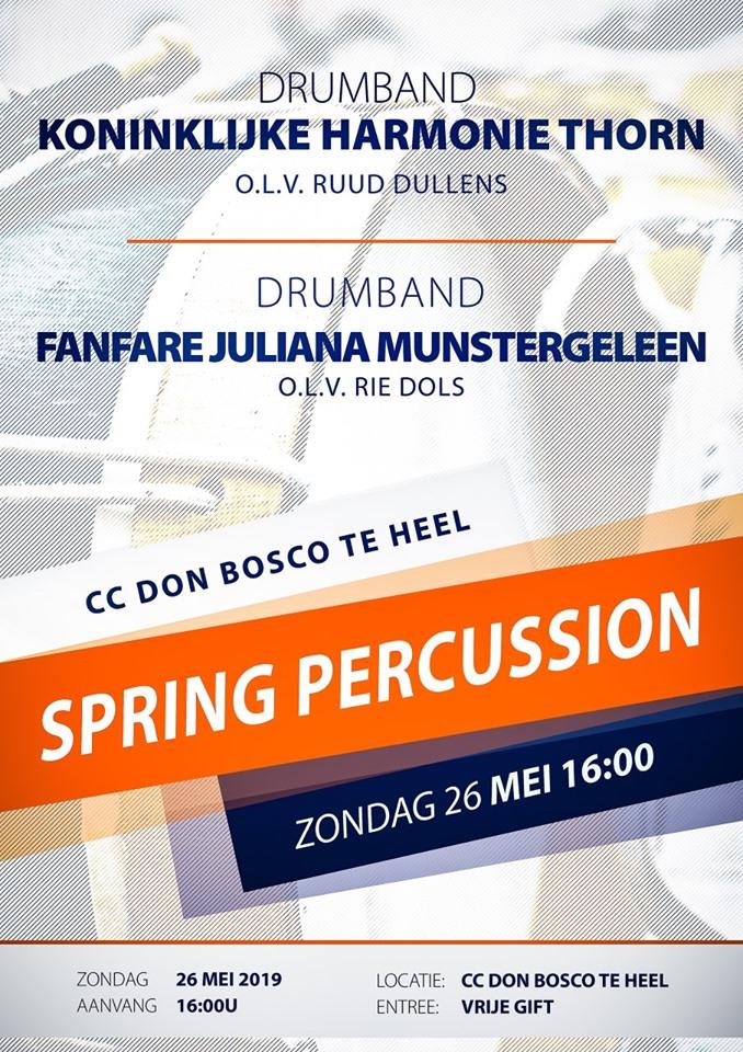 Spring Percussion
