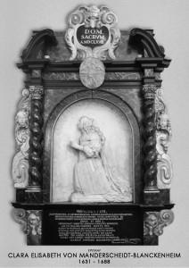 epitaaf Clara Elisabeth